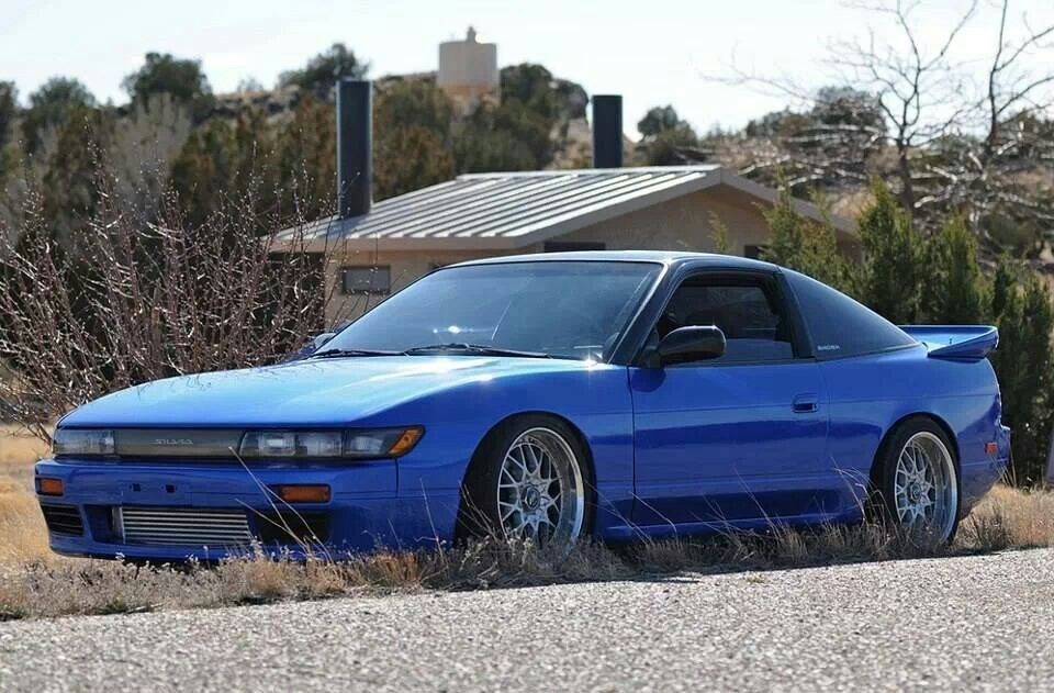 S13 240sx Hatchback With S13 Silvia Front End Japan Cars Nissan Silvia S13 Silvia