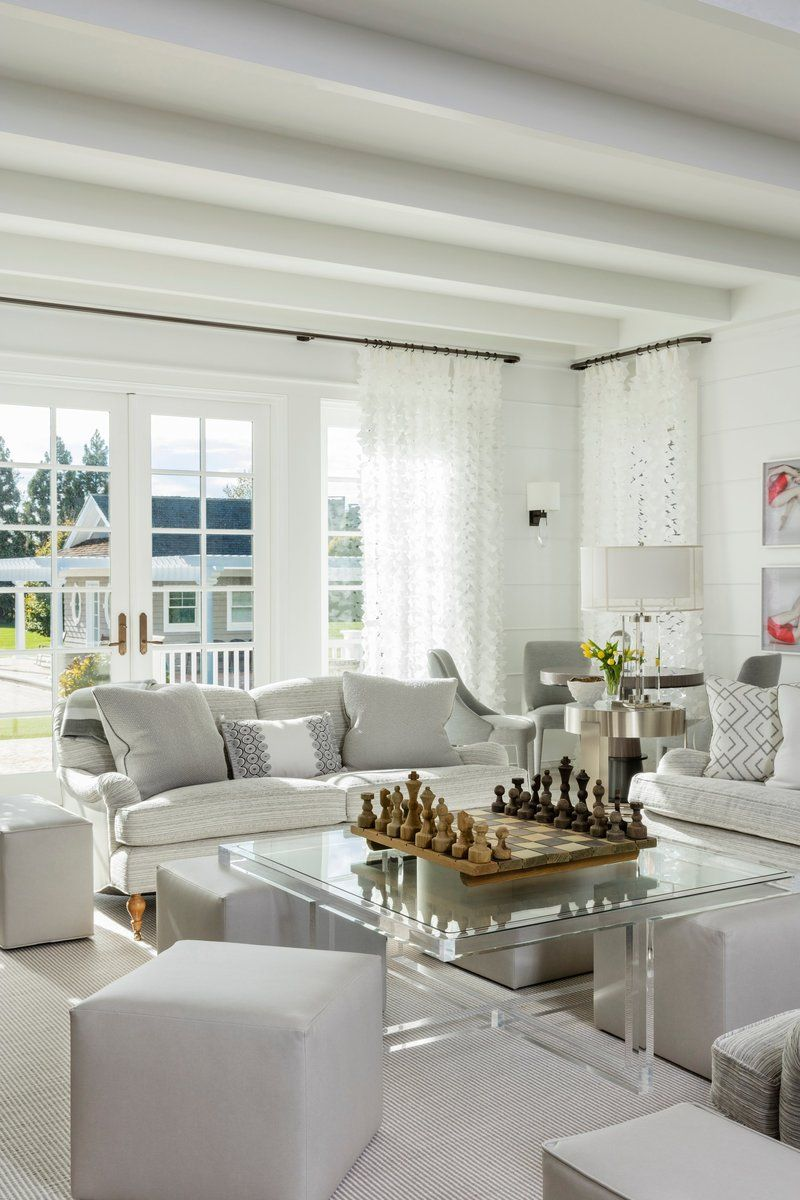 Living Room In Southampton Ny By Dessins Penny Drue Baird Living