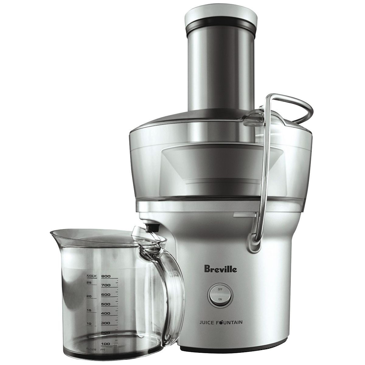 Shop Online for Breville BJE200 Breville Juice Fountain 900W