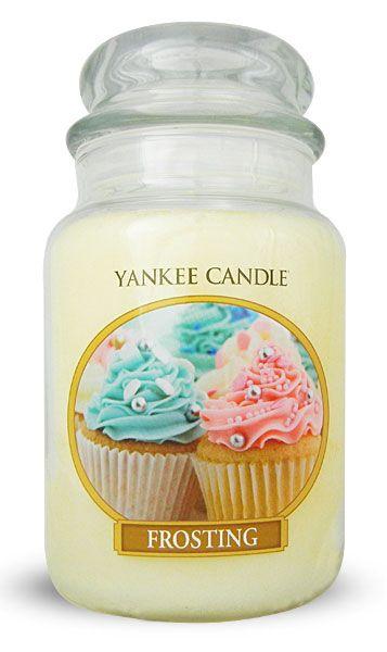 Yankee Candle Frosting.... #YankeeCandle #MyRelaxingRituals