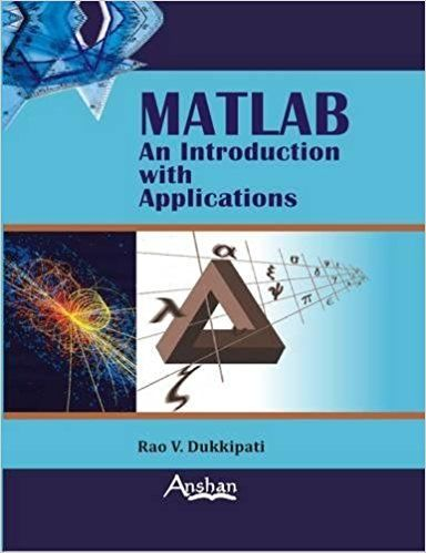 MatLab An Introduction with Applications Construction
