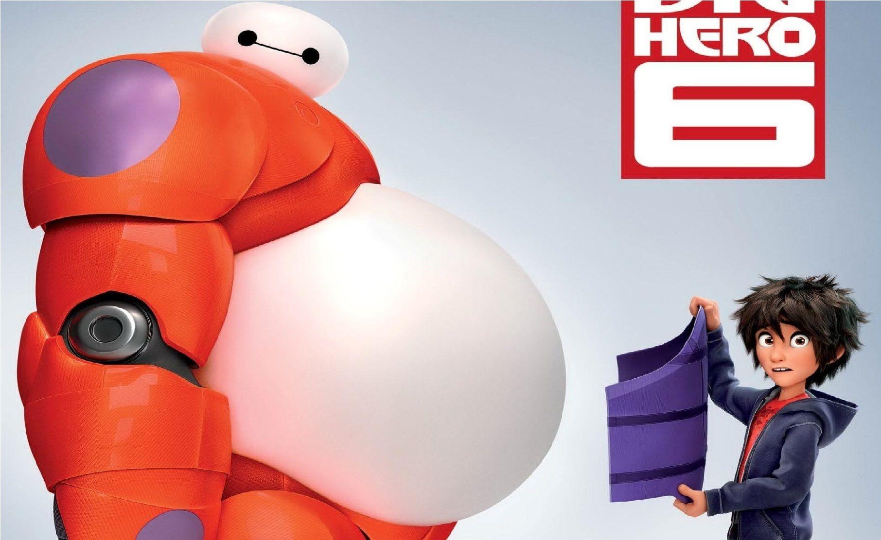 """Sean O'Connell de Cinema Blend tenía esto que decir acerca de """"Big Hero 6""""  la película completa, e incluso se ha recomendado como una buena película  para ..."""