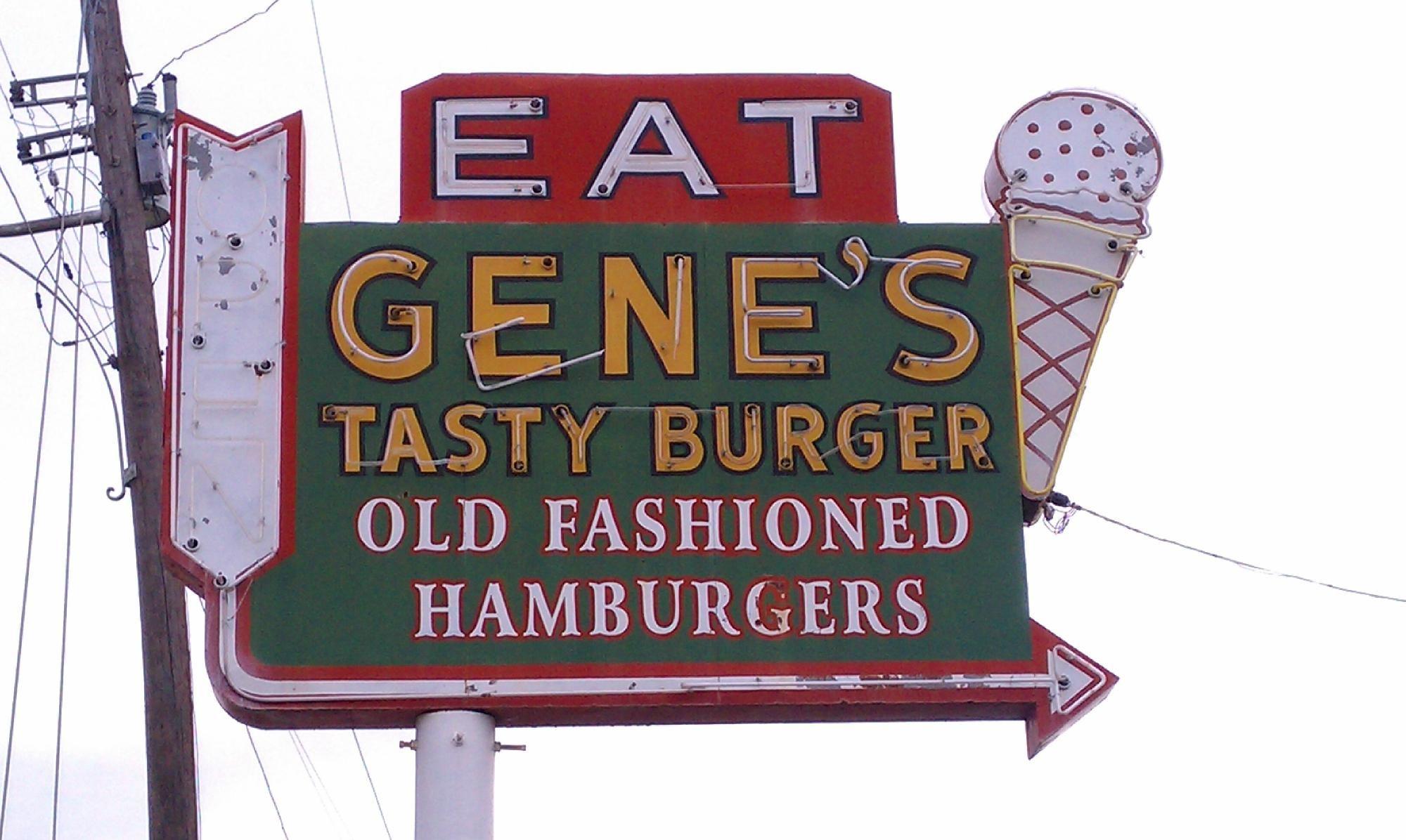 Genes tasty burger wichita falls delicious burgers