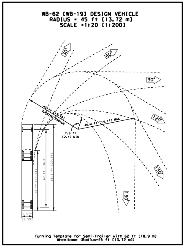Semi Accident Diagram Template