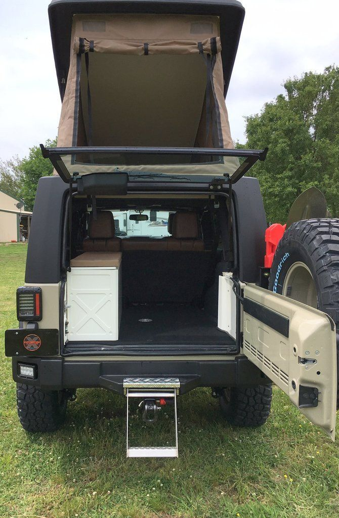 American Safari/Gazelle Jeep JKU - JXL Conversion Kit | jeeps | Jeep