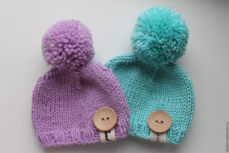 Шапочки для кукол своими руками фото 301