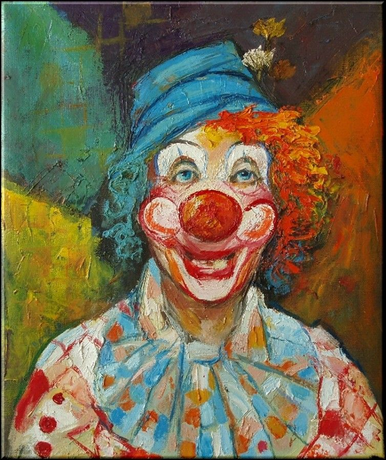Famous Artists Who Painted Clowns