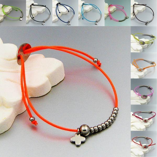 bracelet dizainier est mont sur un cordon lastique et. Black Bedroom Furniture Sets. Home Design Ideas