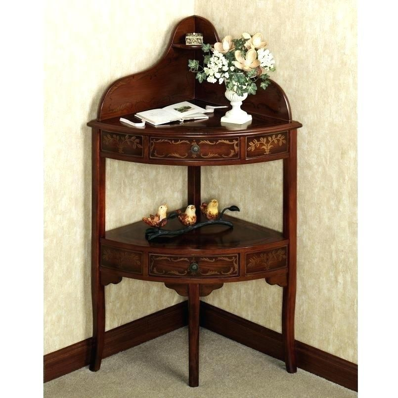 Http Trialandstyle Com Editor Corner Accent Table Small Hall