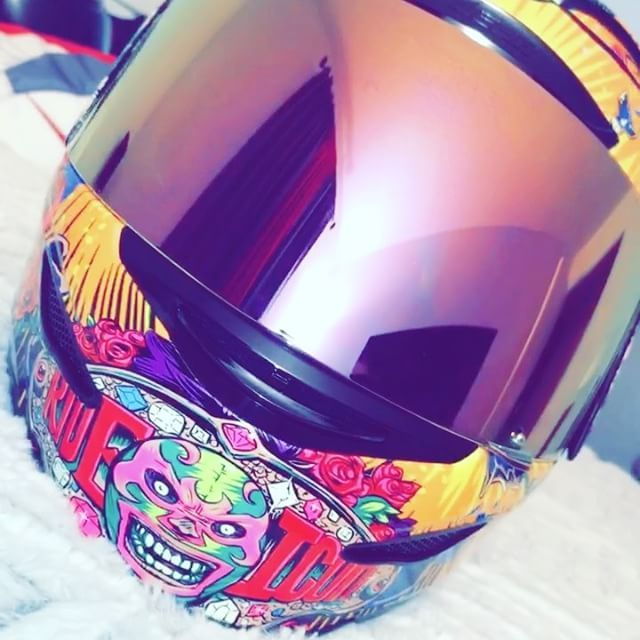 Icon Airmada Rudos Helmet