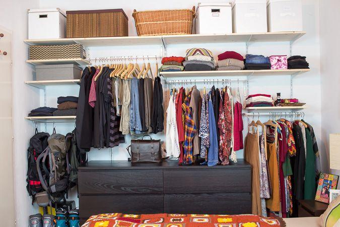 DIY   Offenen Kleiderschrank Bauen