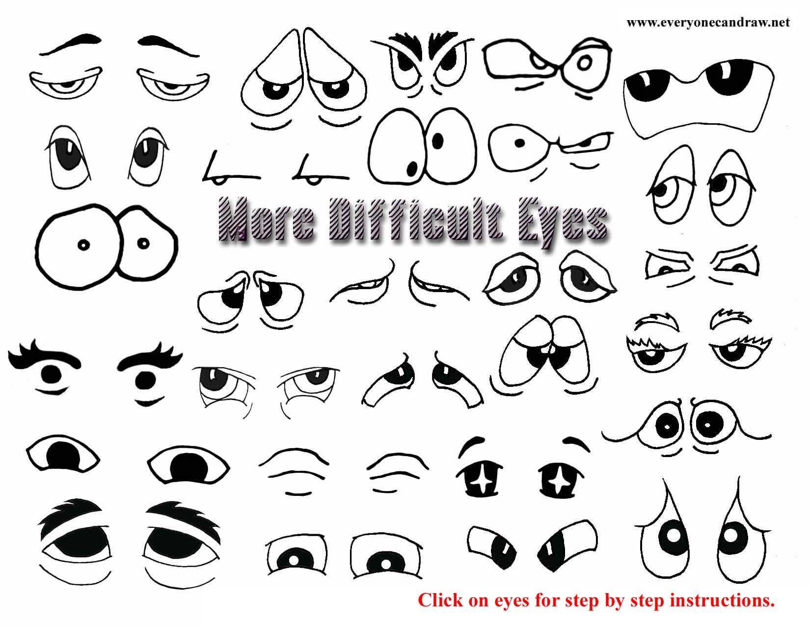 secondary eyes more difficult eyes Pinterest Eye