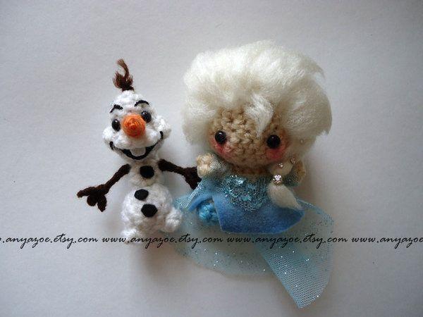 Amigurumi Patterns Olaf : Olaf amigurumi crochet frozen youtube manualidades