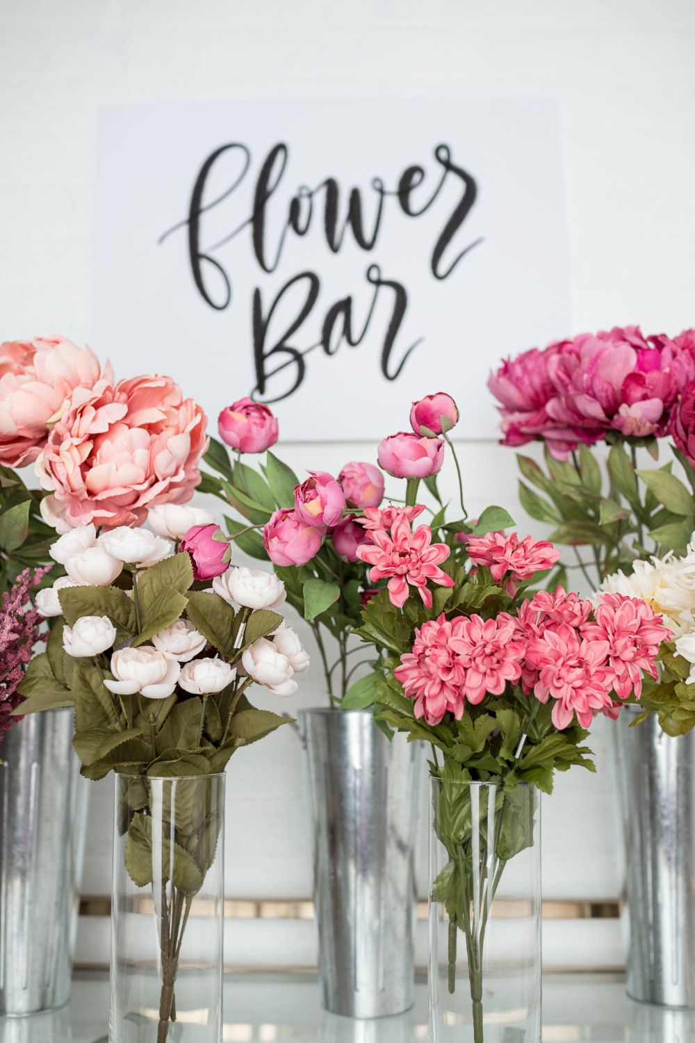 Love Is Blooming Diy Bridal Shower With Michaels Weddings Floral Bridal Shower Theme Bridal Shower Flowers Floral Bridal Shower