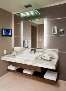 Hotel Bathroom Vanity Mirrors