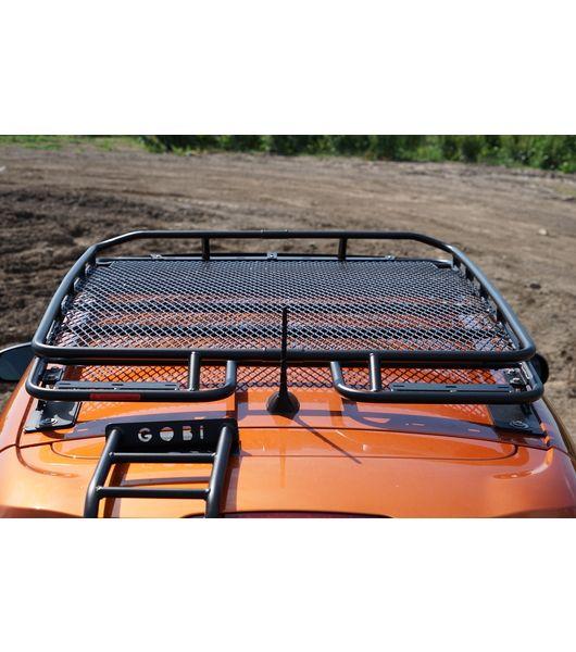 Gobi Jeep Cherokee Kl Stealth Rack No Sunroof Multi Light Setup