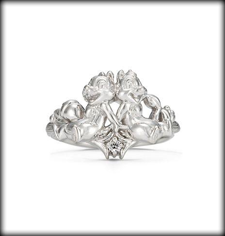 18280a7b7 Chip & Dale | Disney | Disney rings, Disney wedding rings, Disney ...