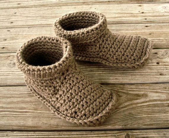 Cutecrocscom Crochet Slippers 27 Crocheting Crocheting