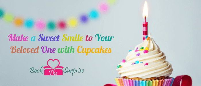 Online Cupcakes To Surprise Your Loved Ones https://goo.gl/QTAypv  #cake #love #sweet #food #bookthesurprise