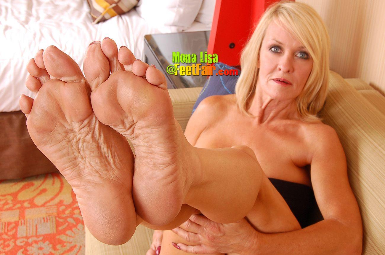 Mature Sex  Sexy Mature Milf Feet-3905