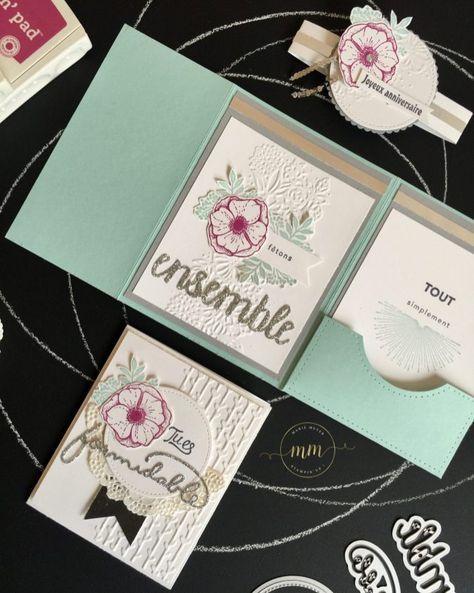 how to make pochette invitations