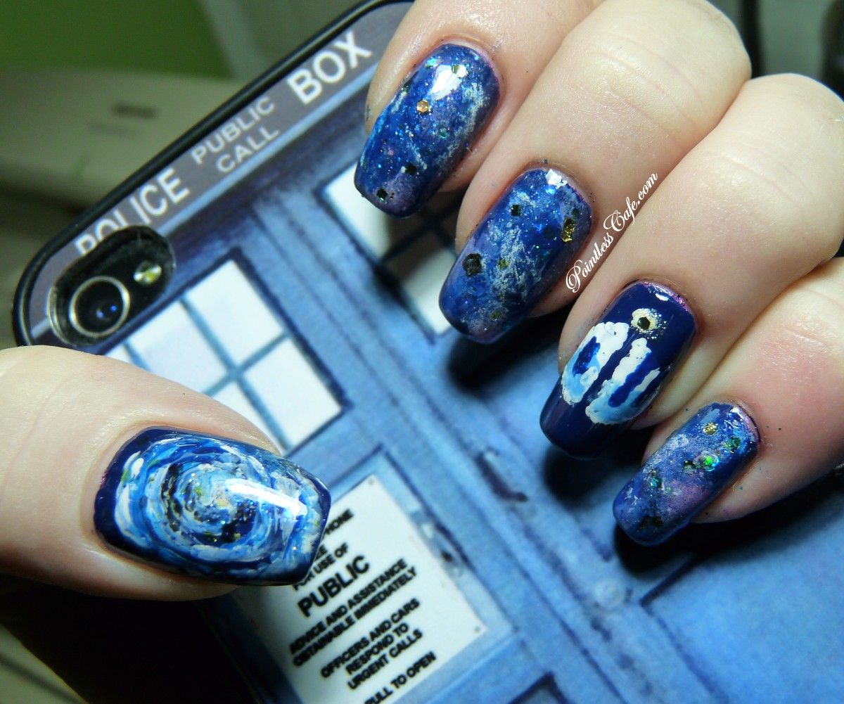 Doctor Who Mani!