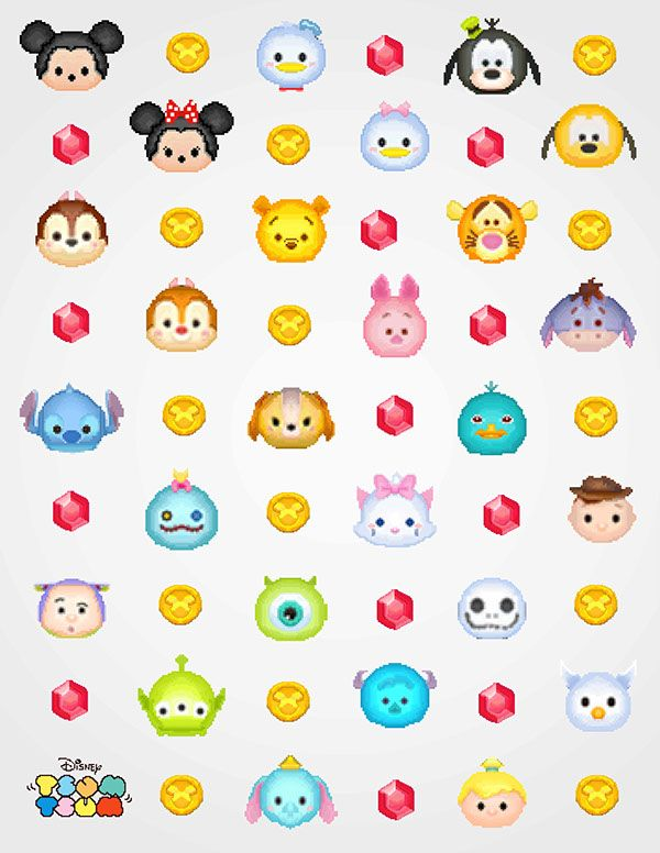 Tsumtsum Video Game Pic