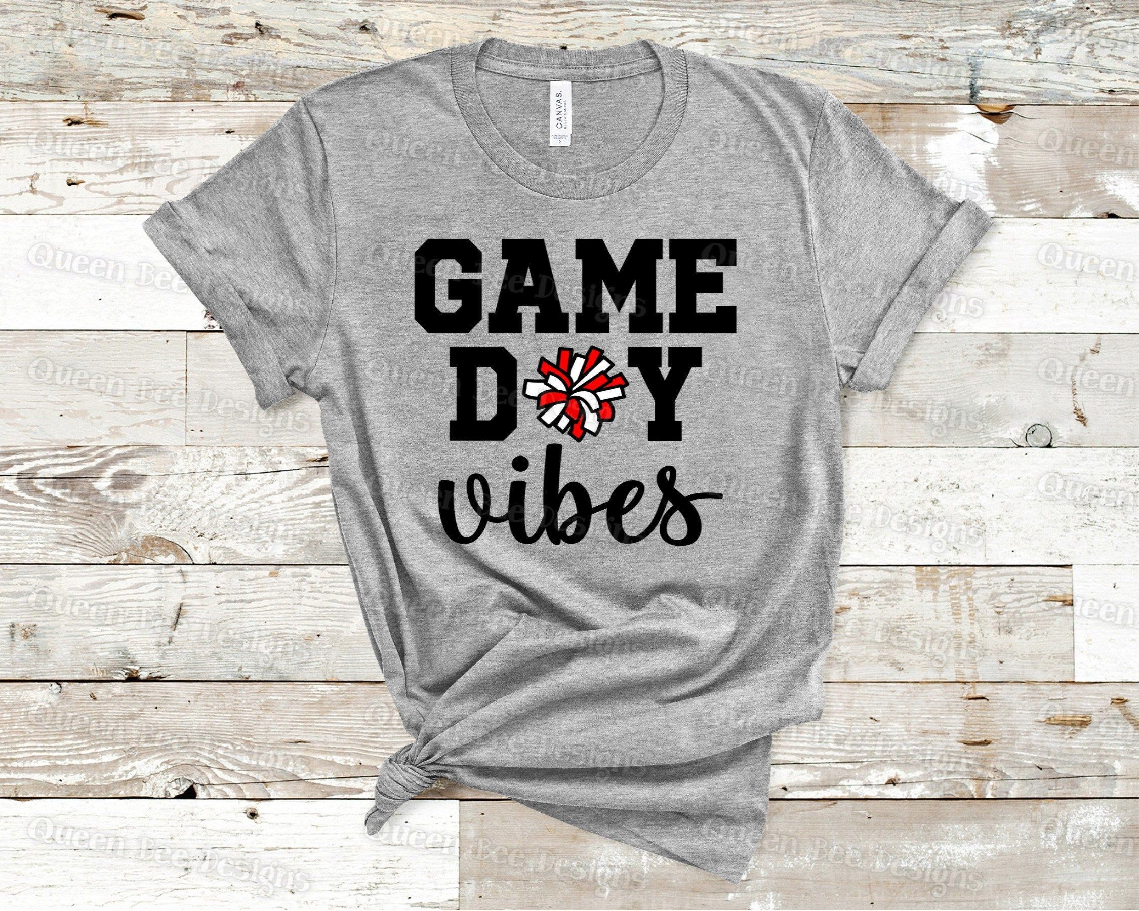 Download Game Day SVG / Cheer SVG / Football SVG / love football ...