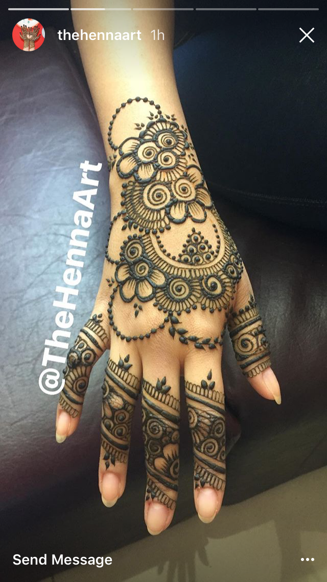 Pin By Ru M I Rukhsar Mustaqeem On Modern Mehndi S Unique