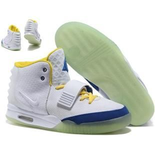new product 4391d 26daf http   www.anike4u.com  Nike Air Yeezy 2 Glow In