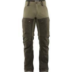 Reduced women's pants -  Fjallraven W Keb Trousers Short   32.34.36.38.40.42.44.46.48   Colorblock / Green   Ladies Fjällr� - #AngelinaJolie #BeautifulCelebrities #KateMiddleton #pants #Reduced #women39s