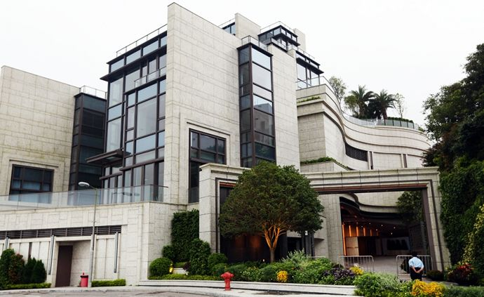 World S Most Expensive Home Per Square Foot Is Up For Sale In Hong