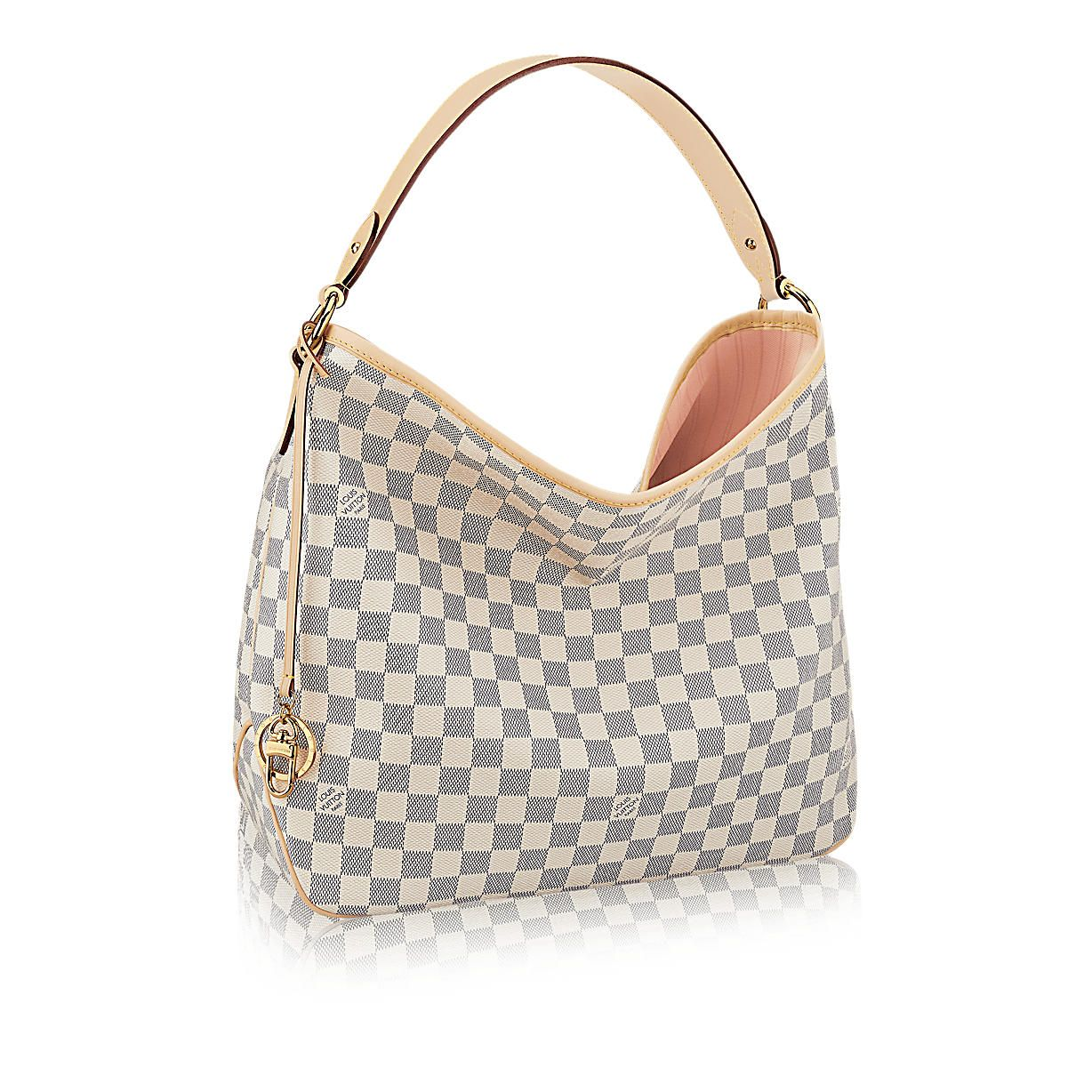 be34b9291cc8 Delightful MM Toile Damier Azur Femme Sacs à main   LOUIS VUITTON ...