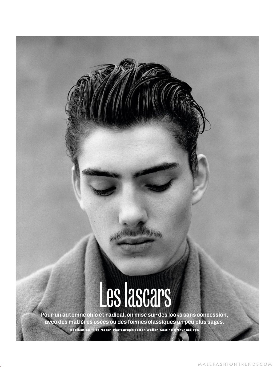 1b5be388fed2 Les Lascars , una editorial por Ben Weller para GQ Francia   BLACK ...