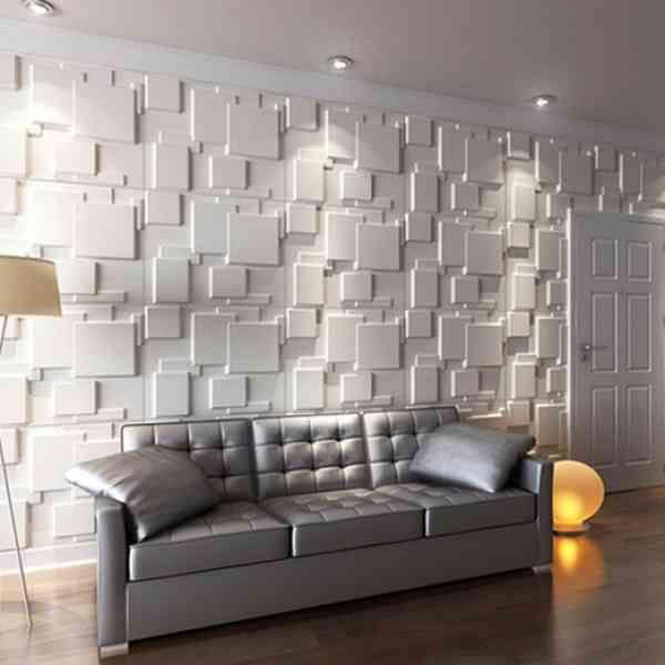 le panneau mural 3d un luxe facile avoir meubles pinterest panneau mural. Black Bedroom Furniture Sets. Home Design Ideas