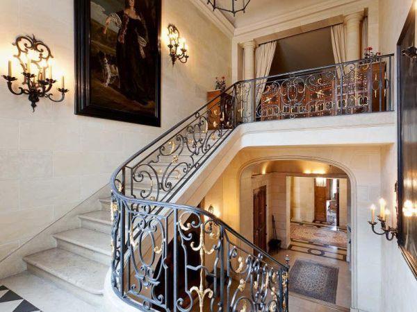 Old Paris Apartment | Paris Luxury Apartment1 135x100 Luxury Apartment At  Quai DOrsay, Paris .