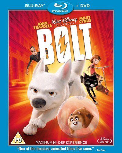 Bolt Combi Pack (Blu-ray + DVD) [Region Free]:Amazon co uk