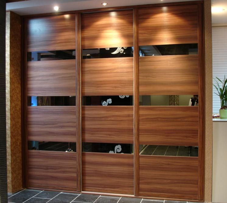 Wood Sliding Closet Doors Constantine Cove Basement In 2018