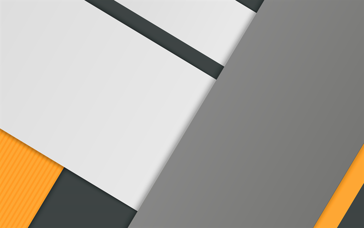 Download Wallpapers Abstract Material 4k Lines Art Gray