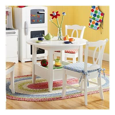 Play Table Land Of Nod For Chloe S Kitchen Kids Play