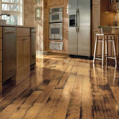 Bruce Flooring American Originals 5 Engineered Hickory Hardwood