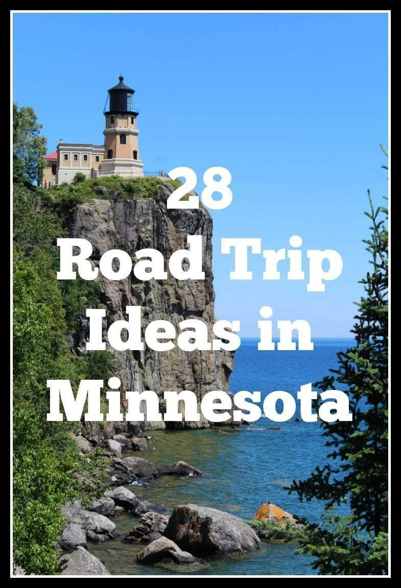 28 Minnesota Road Trips You Can Only Take During Summer