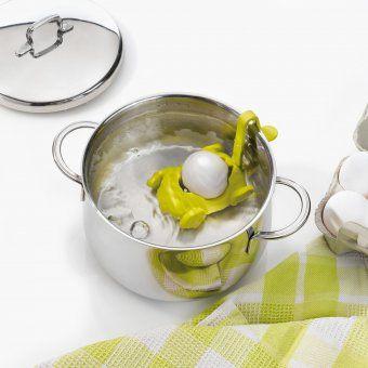 Koziol Egg Cup/Cooker Buggy set of 2