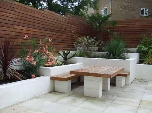 25+ verrücktesten und billigsten Cinder Block Dekoration Ideen für Ihre Terrasse #ummauertergarten