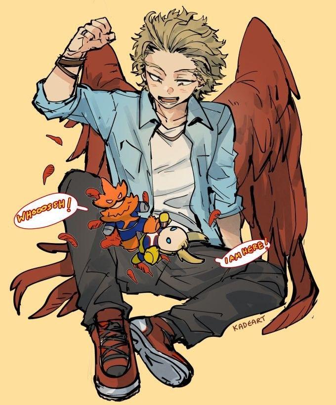 Hawks Kadeart My Hero My Hero Academia Memes Hero