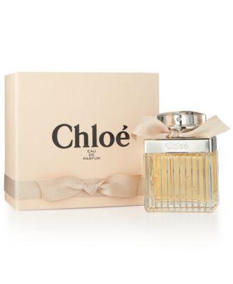 Chloé Eau De Parfum 2 5 Oz Gift Box Shop All Brands Beauty Macy S Perfume Classic Perfumes Eau De Parfum