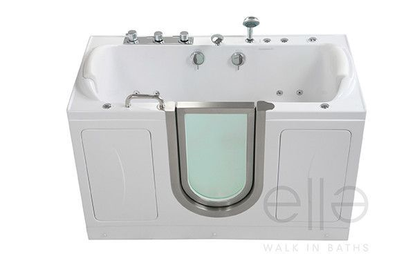 60 X 30 Companion Massage Whirlpool Walk In Tub Walk In Tubs