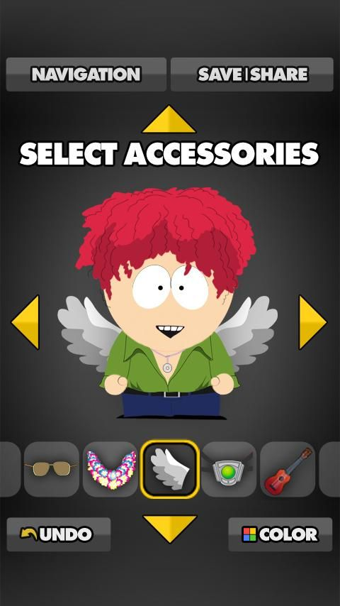 south park avatar creator android apk >> For more info