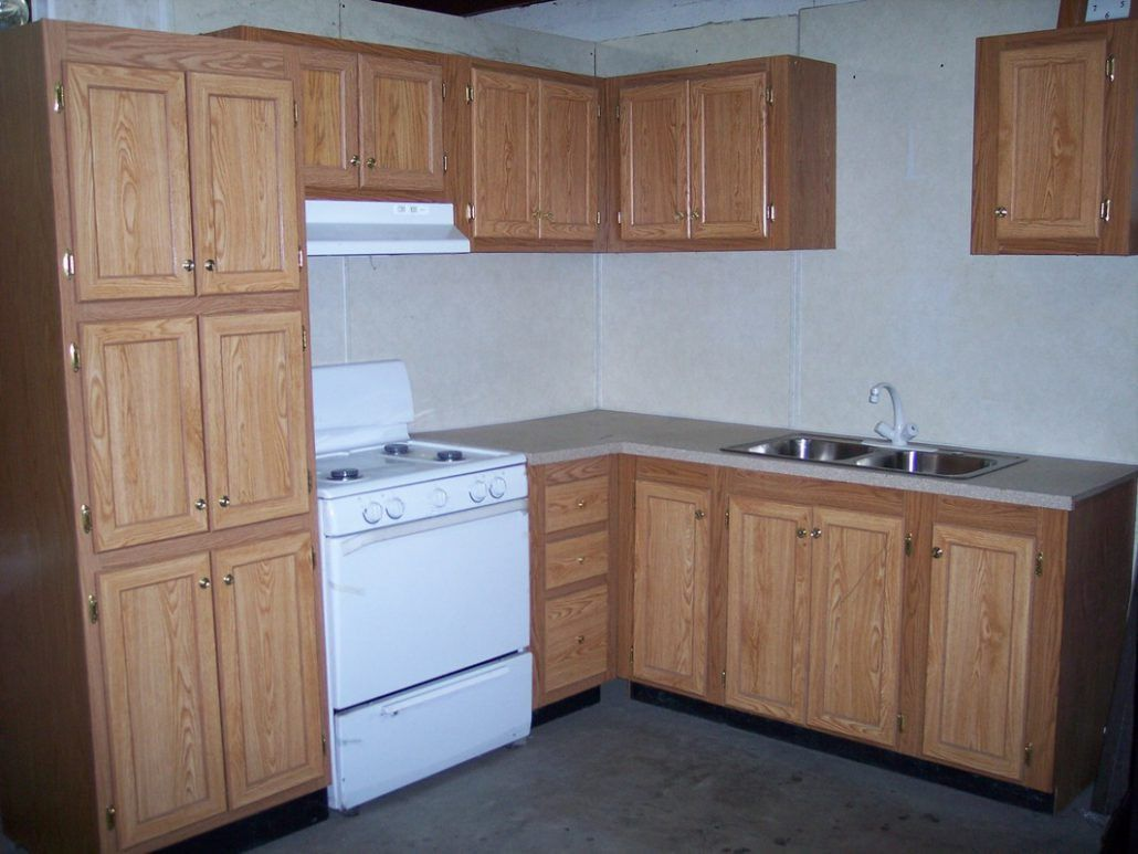 Pin By Rahayu12 On Interior Analogi Mobile Home Kitchen Cabinets