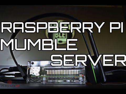 Build your very own Raspberry Pi Mumble Server | Mad Scientist